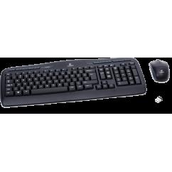 Brezžični komplet Logitech Desktop MK330 (miška, tipkovnica)