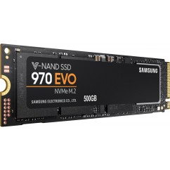 SSD Pogon SAMSUNG 970 EVO MZ-V7E500BW 500GB m.2 PCI-e 3.0 x4 NVMe 80mm