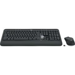 Brezžični komplet Logitech Desktop MK540 (miška, tipkovnica)