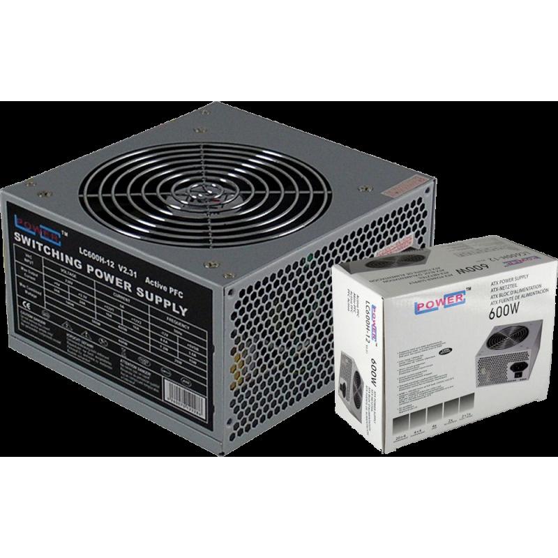 Napajalnik LC Power LC600H 600W v2.31
