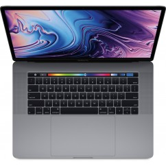 "Prenosnik APPLE MacBook Pro 15"" Retina, 512GB, Touch Bar, Space Gray, 2018 SLO"