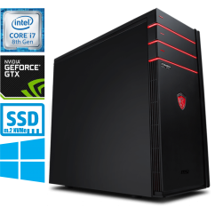 Računalnik MSI CODEX XE VR8RF GTX1080Ti 2T (9S-6B9130-69) (REF)