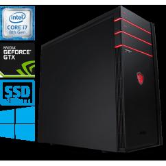 Računalnik MSI CODEX XE VR8RF GTX1070 2T (9S-6B9130-84) (REF)