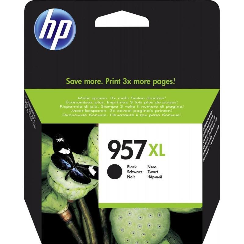 Kartuša HP 957 XL (L0R40AE) črna