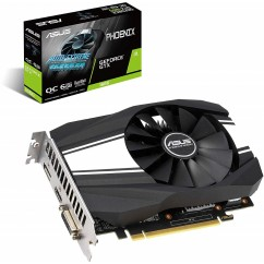 Grafična Kartica ASUS GeForce GTX 1660 OC PHOENIX 6GB GeForce GTX 1660