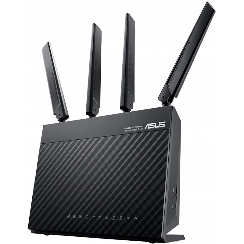 Brezžični Router ASUS 4G-AC68U LTE (AC1900)