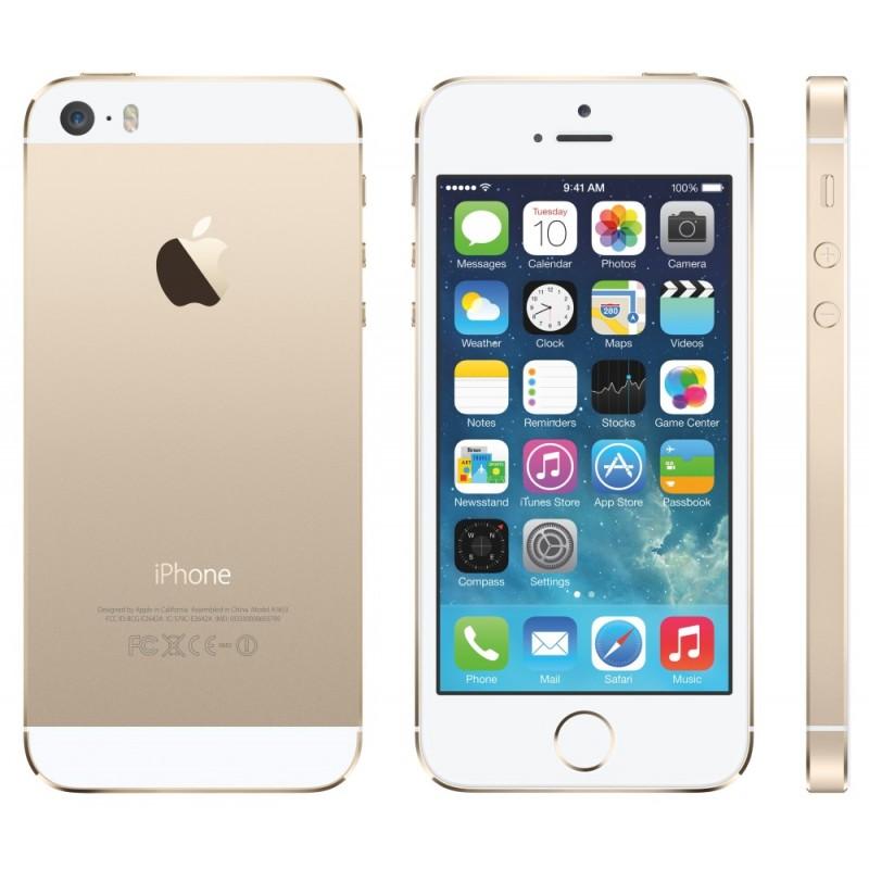 Pametni Telefon APPLE iPhone 5S 16GB (Gold) (R&R)