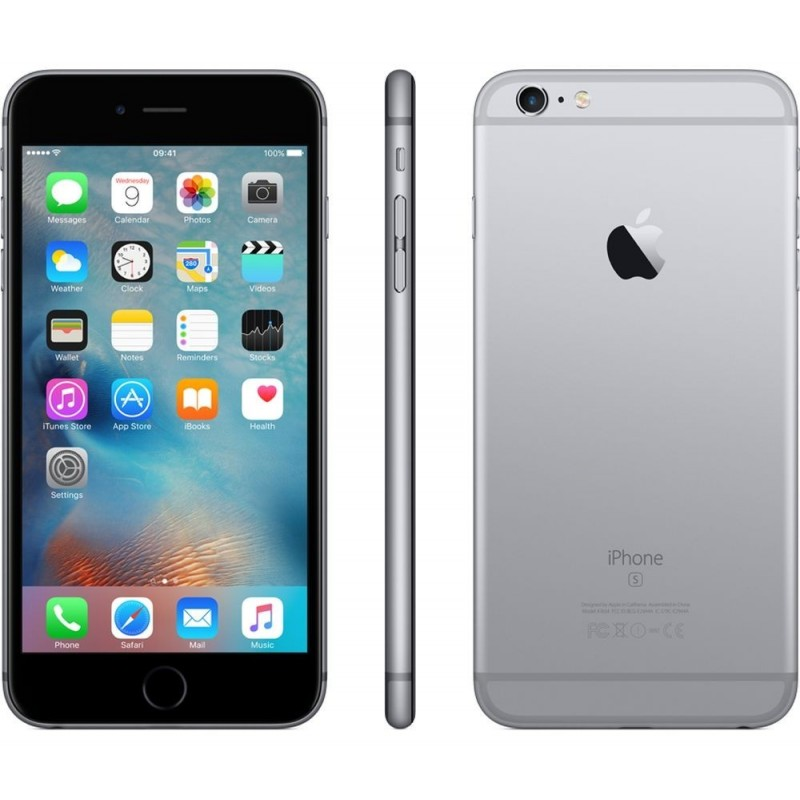Pametni Telefon APPLE iPhone 6S 32GB (Space Gray) (R&R)