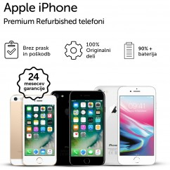 Pametni Telefon APPLE iPhone SE 16GB (Space Gray) (R&R)