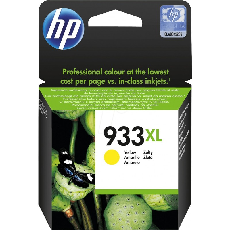 Kartuša HP 933 XL (CN056AE) rumena