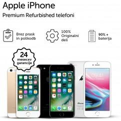 Pametni Telefon APPLE iPhone 7 128GB (Jet Black) (R&R)