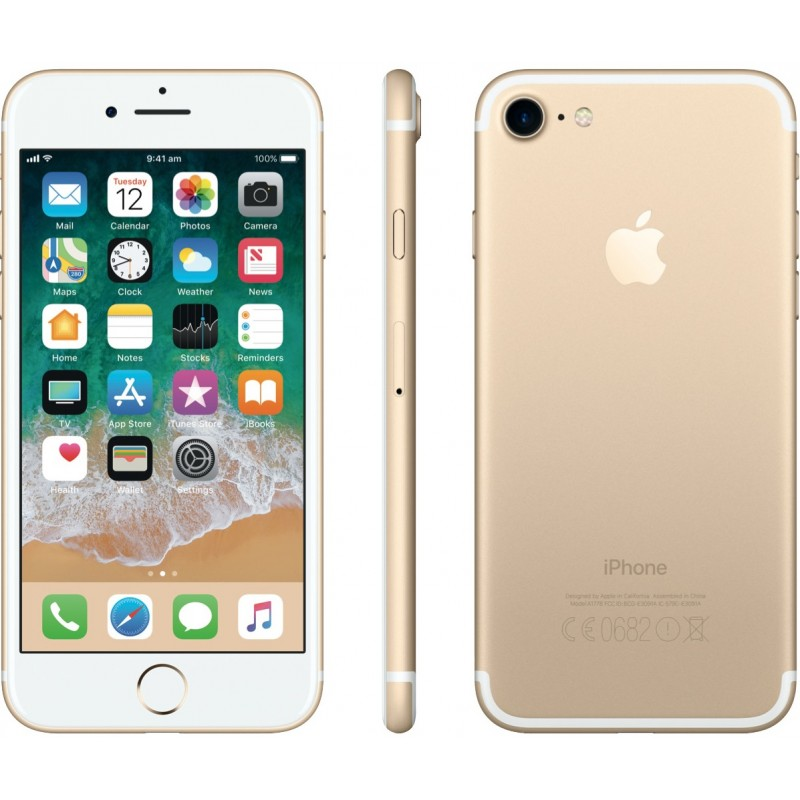 Pametni Telefon APPLE iPhone 7 128GB (Gold) (R&R)