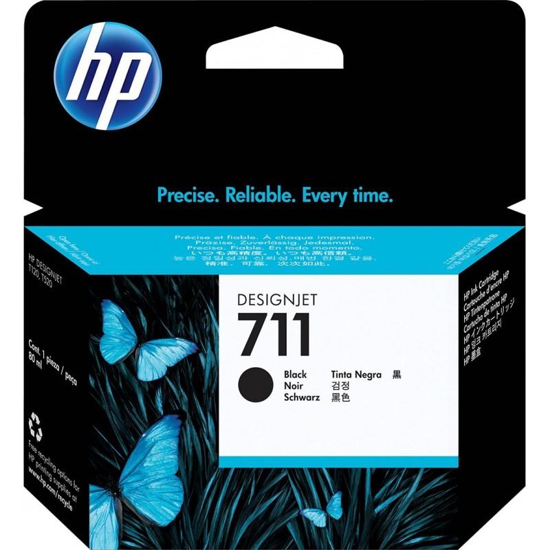 Kartuša HP 711 (CZ133A) črna
