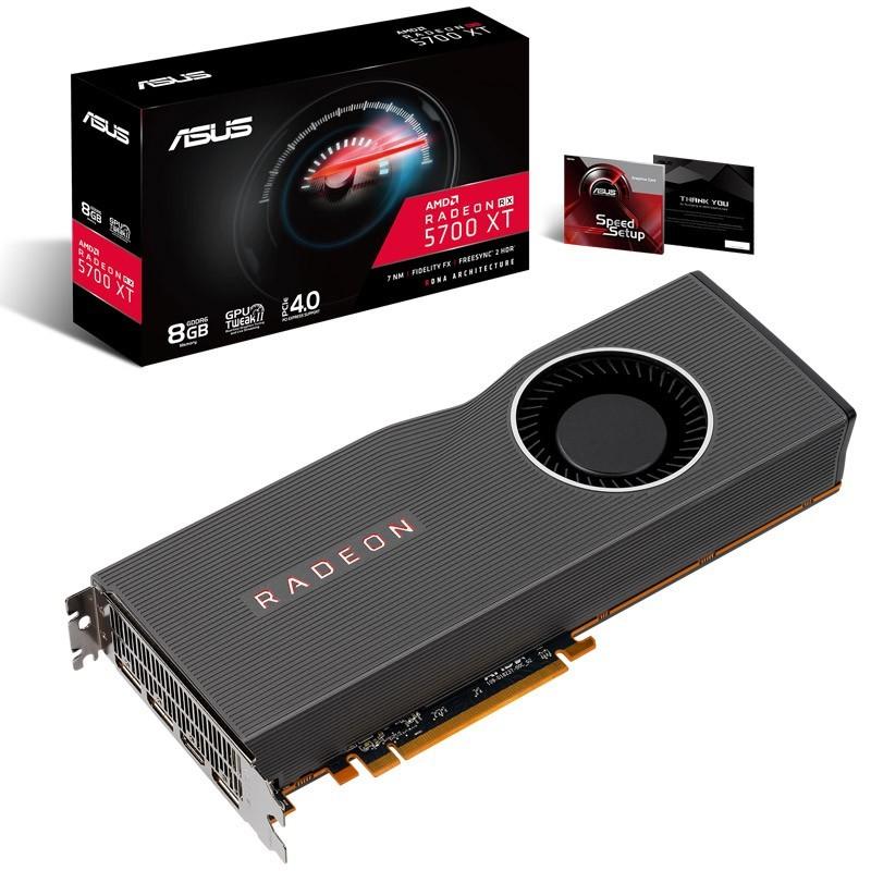 Grafična Kartica ASUS Radeon RX 5700 XT 8GB GDDR5