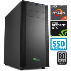 Računalnik PCPLUS Dream Machine Ryzen 7-3700X 2SSD16 2T GTX1660