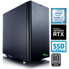 Računalnik PCPLUS Dream Machine i7-9700K 5SSD32 2TB RTX2070 SUPER