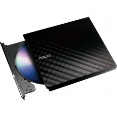 Zunanji Optični Pogon ASUS SDRW-08D2S-U Lite DVD-RW 8X USB, črn