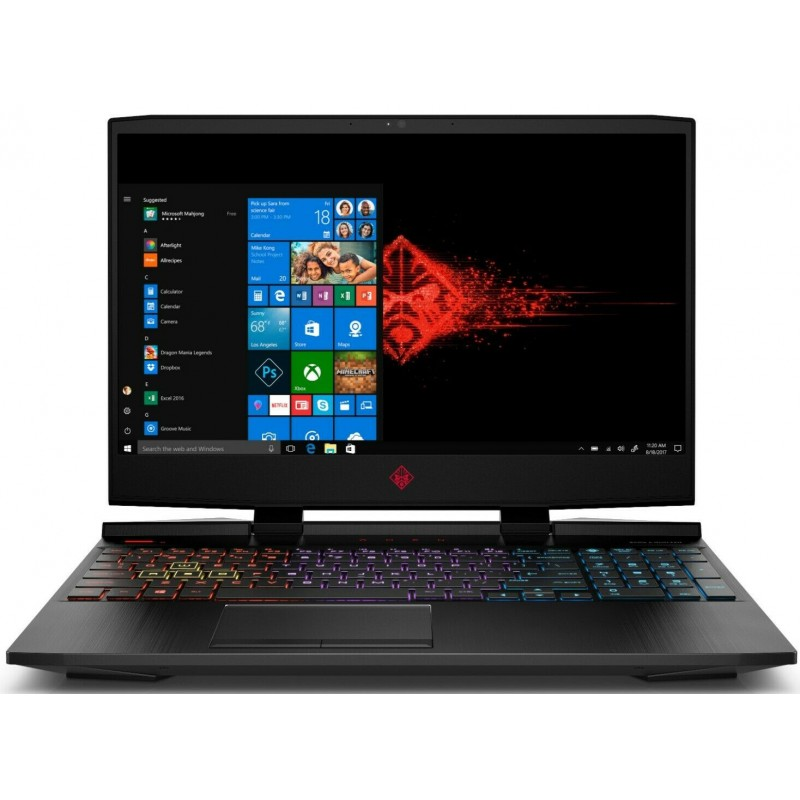 Prenosnik HP Omen 15-dc1088wm (7TE28UA) 10S Bundle