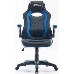 Gamerski stol BYTEZONE Sniper (GC2577B), Črn/Moder