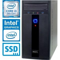 Računalnik MEGA 2000 i3-9100 2SSD8