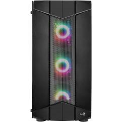 Ohišje Aerocool SENTINEL, ATX, RGB (črno)