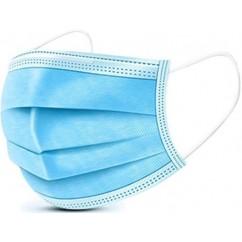 Zaščitna maska 3-slojna, pakiranje 50kos (zaščitno sredstvo)