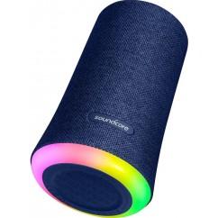 Zvočnik ANKER SoundCore Flare Bluetooth 360°, Moder (A3161H31)