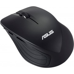 Miška ASUS WT465, brezžična, črna (90XB0090-BMU040)