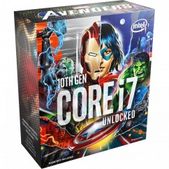 Procesor INTEL Core i7 10700KA 3,8GHz LGA1200, Avengers BOX