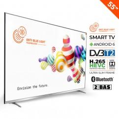 "LED LCD TV Sprejemnik NOA VISION N55LUST SMART UHD 55"""