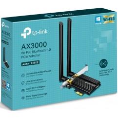 Brezžična mrežna kartica Tp-Link AX3000 Wi-Fi 6 Bluetooth 5.0 PCIe Adapter
