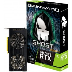 Grafična Kartica GAINWARD GeForce RTX 3060 Ghost 12GB GDDR6 OC (2478)