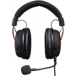 Slušalke Kingston HyperX Cloud II Gaming, rdeče (KHX-HSCP-RD)