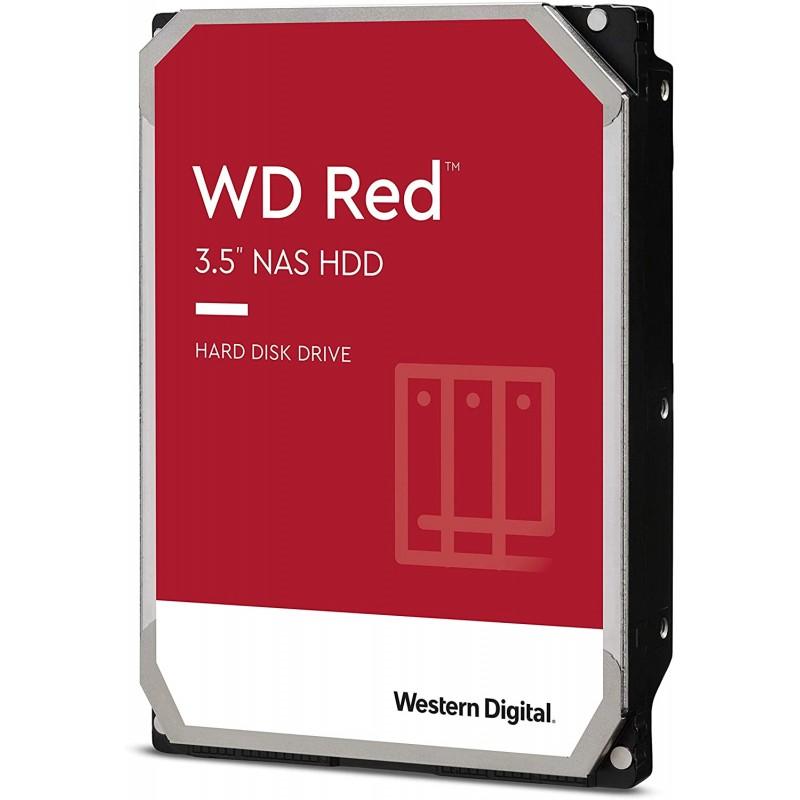 Trdi Disk WD WD40EFAX 4TB, SATA3, 5400 rpm, RED