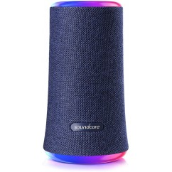 Zvočnik ANKER SoundCore Flare II, Bluetooth 360°, Moder (A3165G31)