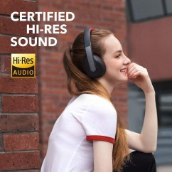 Slušalke ANKER SoundCore Life Q10 (A3032H12)