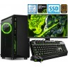 Računalniški komplet PCX Exact i5-9400F 2SSD16 1T GTX1660 SUPER 24MK