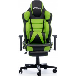 Gamerski stol BYTEZONE Hulk (BZ5963R), črno/zelen