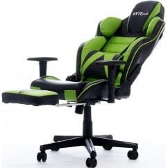 Gamerski stol BYTEZONE Hulk (BZ5963G), črno/zelen