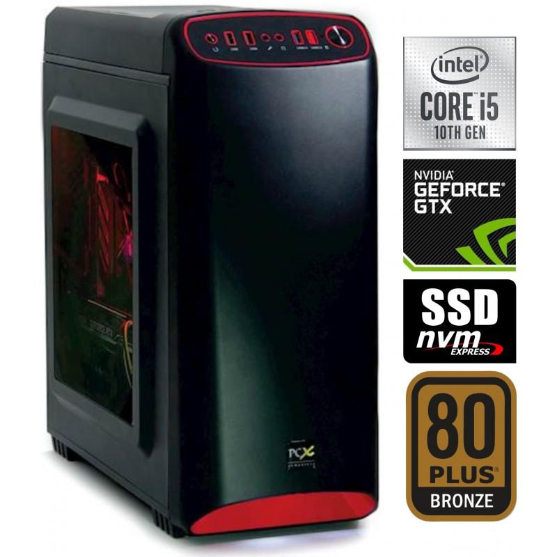 Računalnik PCX EXACT i5-10400F 2SSD8 1T GTX 1650 (PCX EXACT GAM. 4.9D)