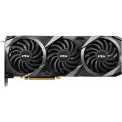 12GB GDGrafična Kartica MSI Ventus 3X GeForce RTX 3080 TiDR6X (MS-80TiV3X)