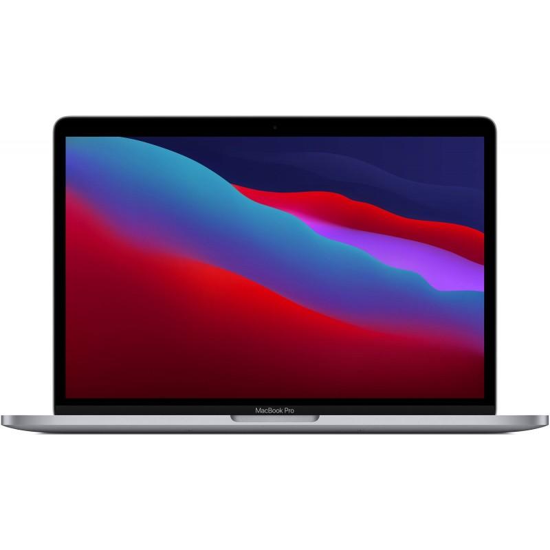 Prenosnik APPLE MacBook Pro 13 Retina, Touch Bar, 512GB, Space Gray, SLO (MYD92CR/A)