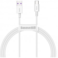 Kabel BASEUS Superior Series USB Type-C Fast Charging, 66W, 1m bel ( CATYS-02)