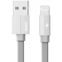Kabel REMAX USB na Lightning 2.4A 2m bel (RC-094i)